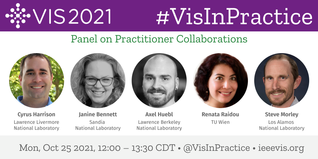 Panel 3: Practioner Collaborations