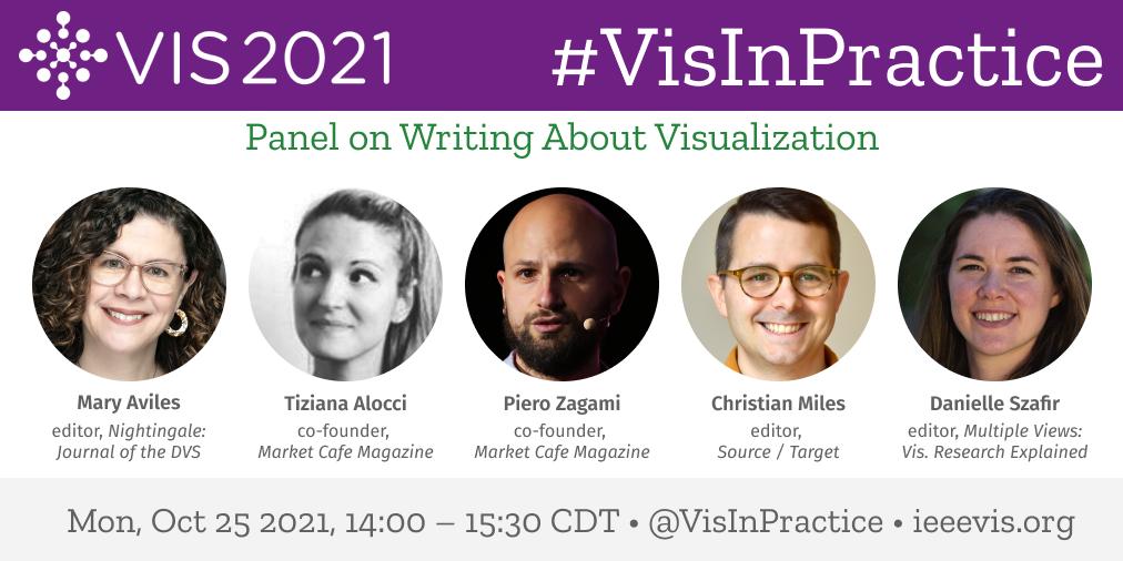 Panel 4: Writing About Visualization